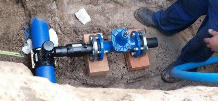 L'insert dans le tuyau PND a ses propres caractéristiques