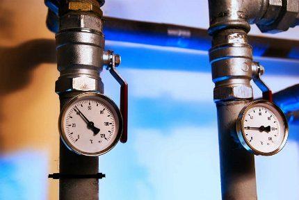 Le choix de la méthode d'insertion dans le gazoduc