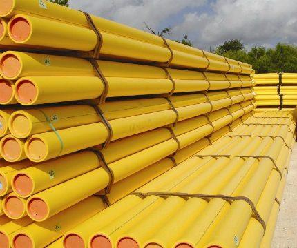 Un aspect important est la sélection de tuyaux de bon diamètre.