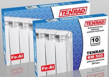 Radiateur Tenrad