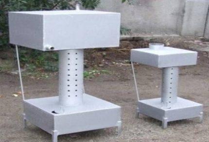 Steel Sheet Oven