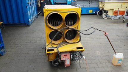 Diesel heating system Master BV 460 E