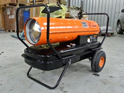 Diesel gun TK-70000