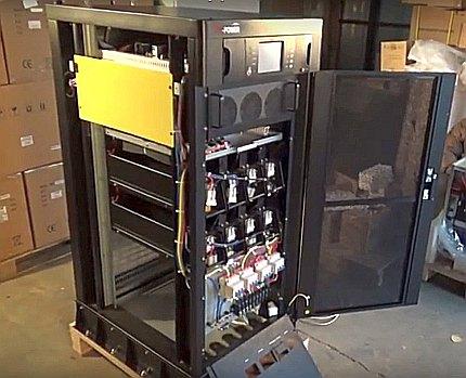 UPS continu non assemblé