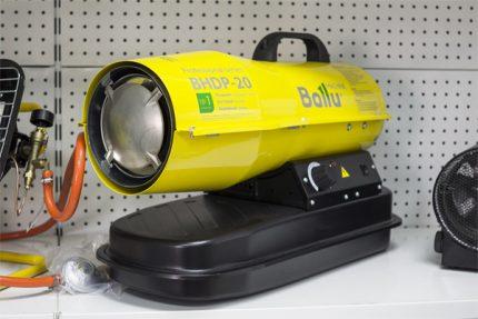 Gun of direct heating Ballu BHDP-20