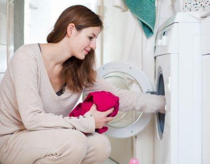 Fonctionnement de la machine à laver