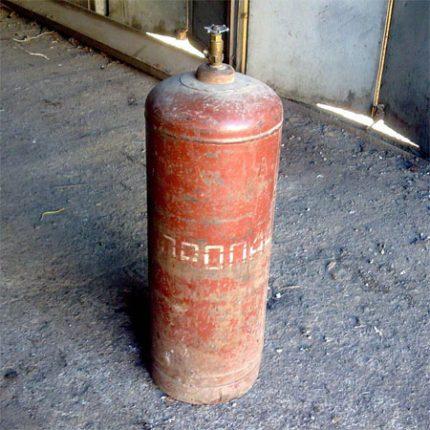 Cylindre défectueux