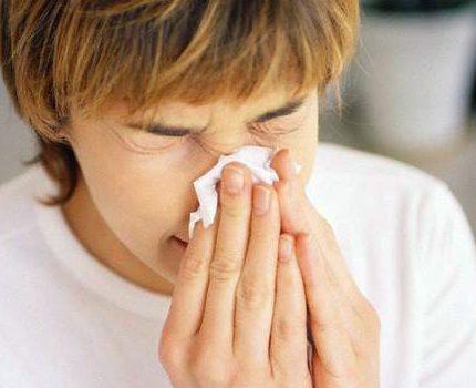 Alerģiska reakcija