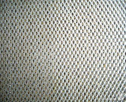 Smērvielu filtra elements