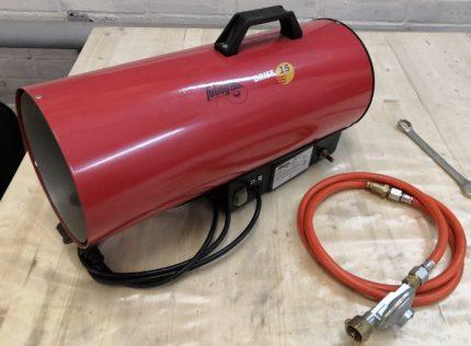 Fubag gas gun