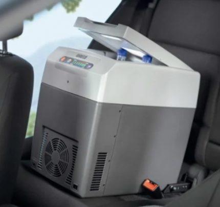 Réfrigérateur à gaz mobile