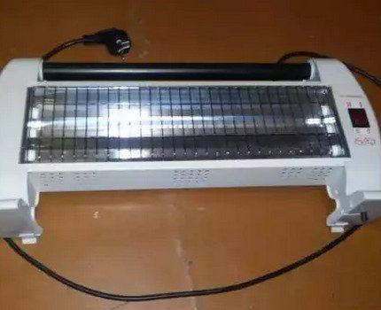 IR heater