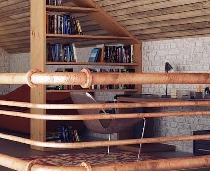 Gazoduc de tuyau en cuivre