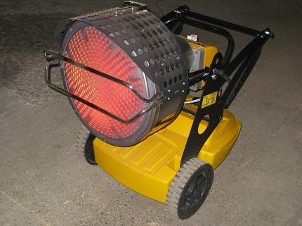 Industrial Heater - Diesel