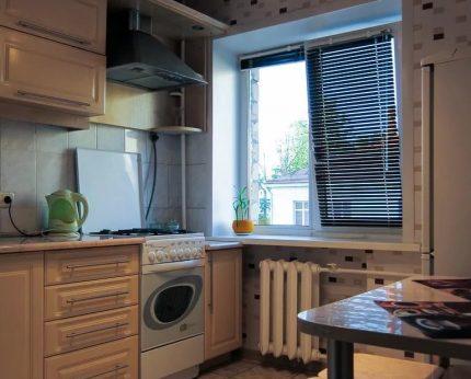 Ventilation de la cuisine
