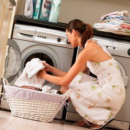 Half Laundry
