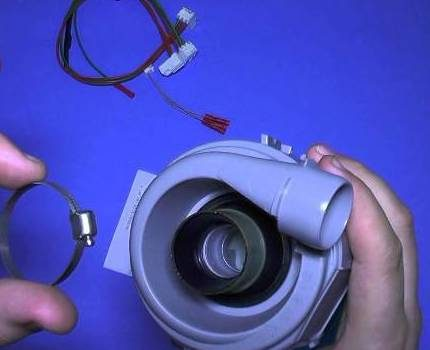 Circulation pump repair
