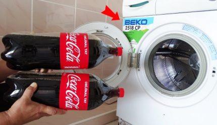 Coca-Cola à l'échelle