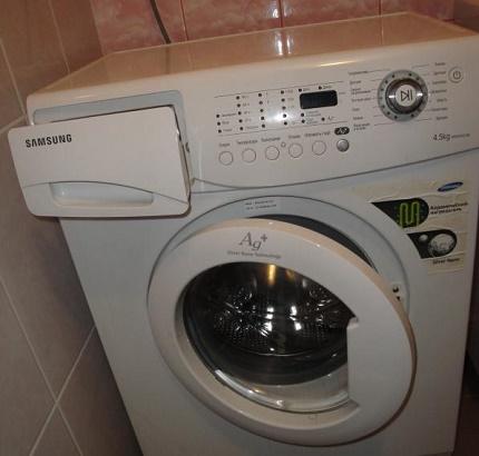 Samsung WF7450SAV machine à laver