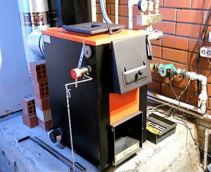 TT boiler