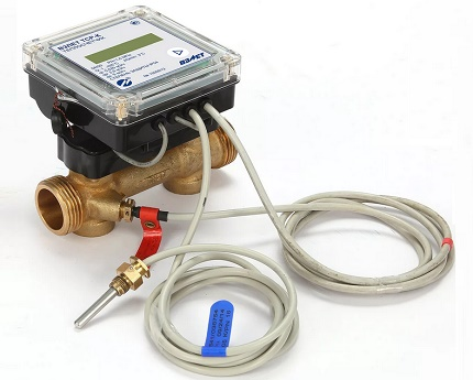 Ultrasonic Heat Meters