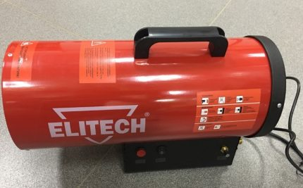 Features TP / 30GB from Elitech
