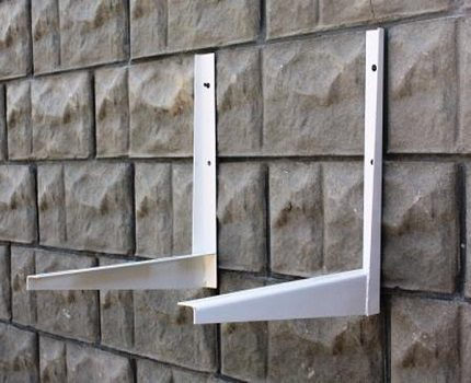 Brackets for outdoor unit