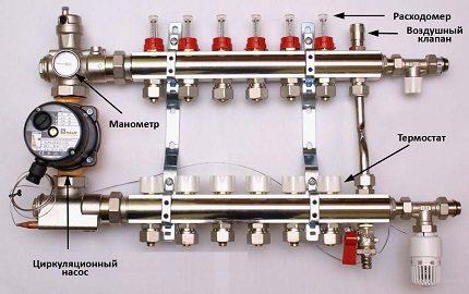 Système de chauffage à capteur (faisceau)
