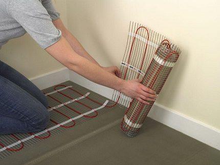 Installation thermique DIY