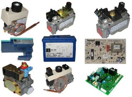 Automatisation pour chaudière à gaz