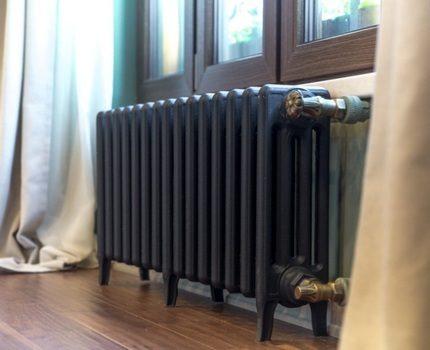 Cast Iron Heating Radiators