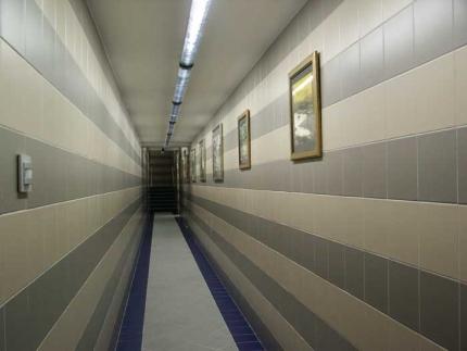 Commutateur de passage dans le couloir