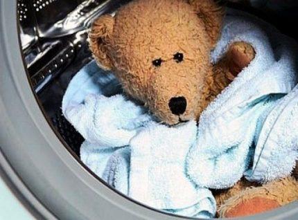 Universell användning av tvättmaskinen