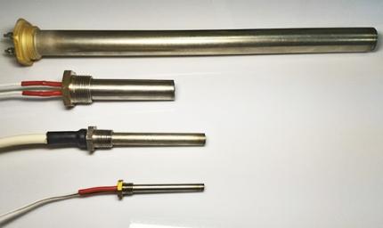 Cartridge Electric Heaters