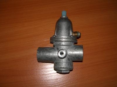 Vanne de chaudière à gaz