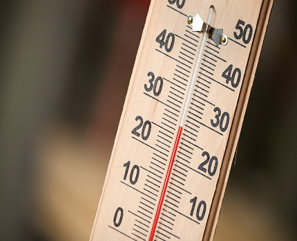 Comfortable temperature