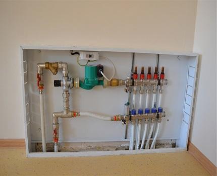 Boiler collector
