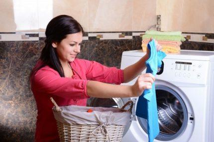 Machines à laver du Mile