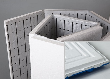 Styrofoam plate shapes