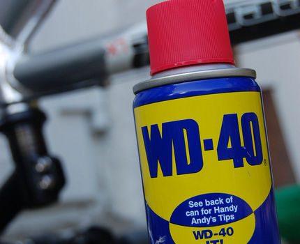 Liquid WD-40