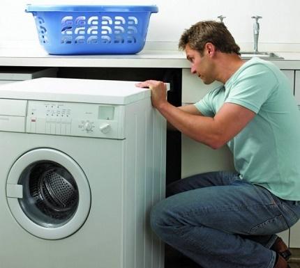 Samsung washing machine diagnostics