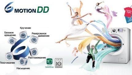 6 Motion Technology