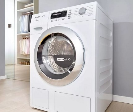 Machine à laver Mile