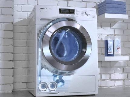 Moteurs uniques des machines à laver Mile