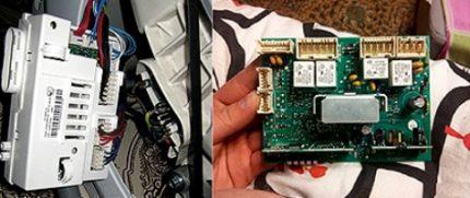 Repair electronic circuit board