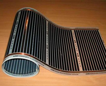 Linoleum heating