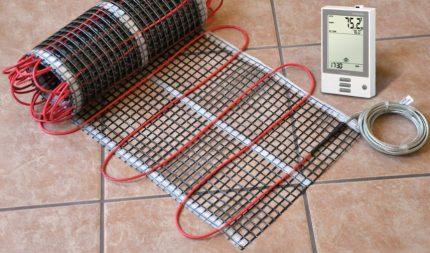 Heating mat