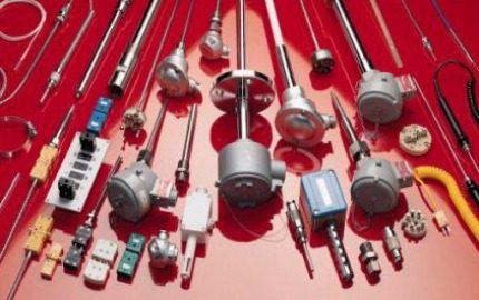 Variétés de capteurs de température