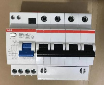 Dispositifs de courant résiduel DS