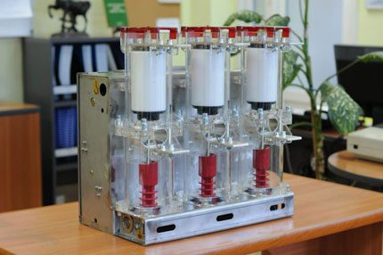 Vacuum Circuit Breaker - Appearance
